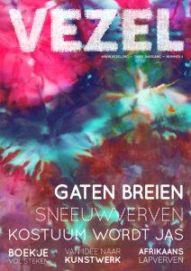 De omslag van jaargang 39 uitgave 4, de december-Vezel
